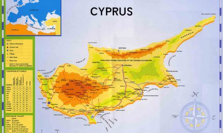 Chris Pissarides on Cyprus