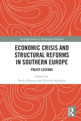Economics Crisis and Structural Reforms: My Book is Out!